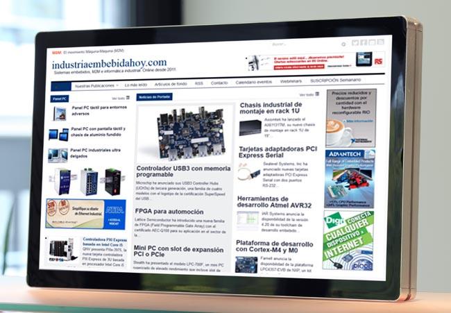 """Pantalla interactiva de 21.5"""""""