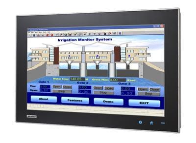 """Monitores de panel plano multi-toque de 18.5 y 21"""""""