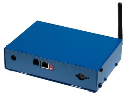 Gateway GSM para envío de alertas