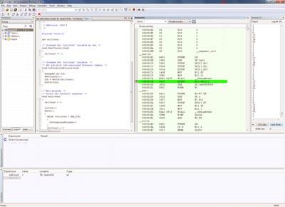Herramientas de desarrollo para Atmel AVR32