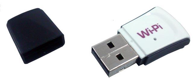 Módulo USB WLAN para Raspberry Pi