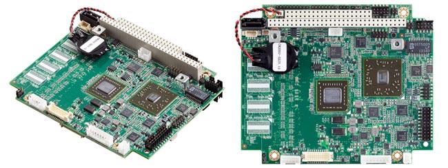 Tarjeta CPU PC/104 rugerizada con AMD G-Series