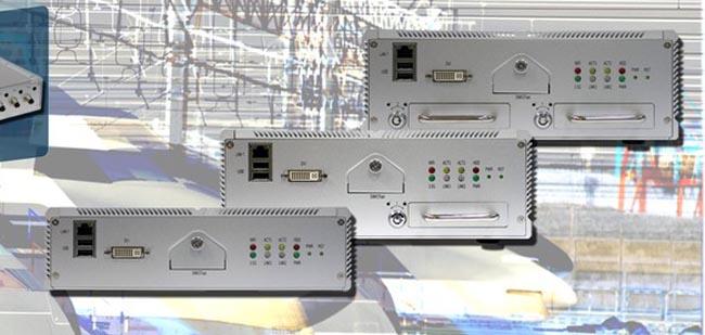 Box PC para vehículos ferroviarios
