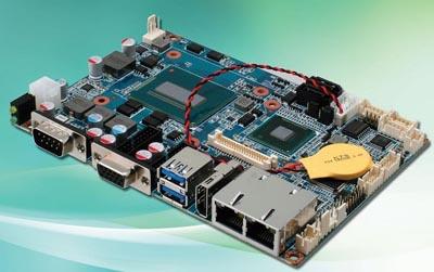 """SBC de 3.5"""" con procesador de cuarta generación"""