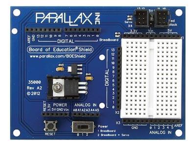 Matriz de ampliación para Arduino