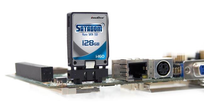 SATA µSSD para aplicaciones embebidas