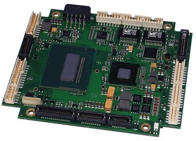SBC PCIe/104 con Intel Core de cuarta generación