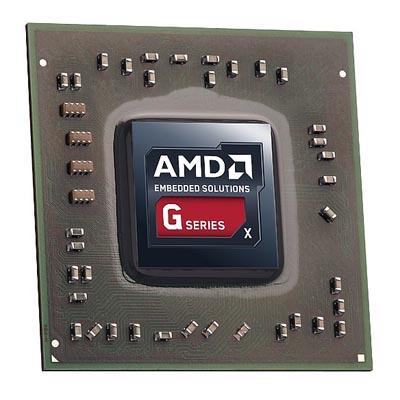 Placa base Mini-ITX basada en AMD G-Series