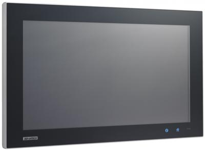 "Panel PC ""impermeable"" con pantalla multitoque de 18.5"""