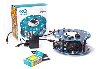 Videos tutoriales del robot Arduino