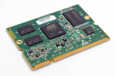 Plataforma SoM basada en Cortex-A5 de ARM