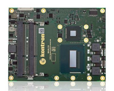 COM Express con Intel Core de cuarta generación