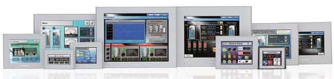Panel PC de montaje trasero
