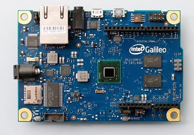 Placa Intel compatible con Arduino
