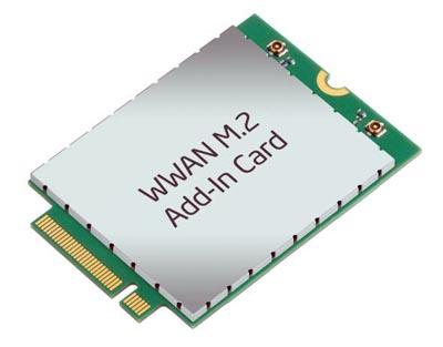 Módulo 4G para tablets y sistemas