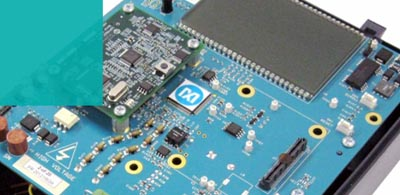 Chipset para medición de energía aislada