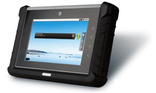 Tablet PC robusto