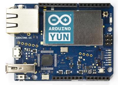 Tarjeta Wi-Fi para Arduino