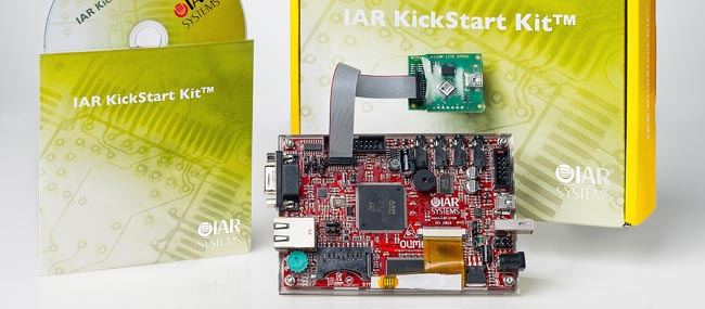 Kits de inicio ARM Cortex-M4