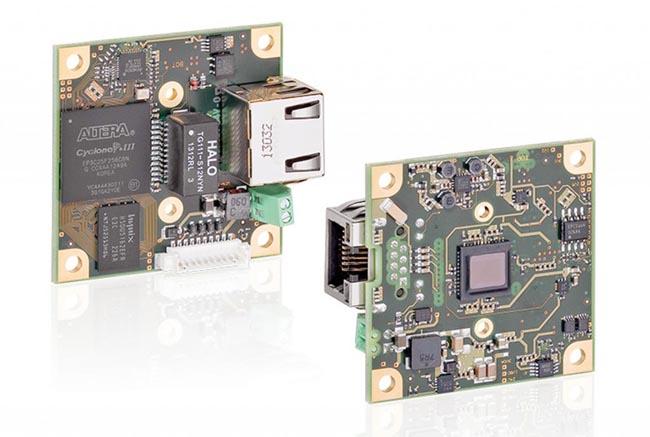 Cámara con sensor CMOS de 5 megapíxeles