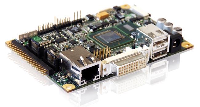 Kontron soporta la Micro arquitectura Intel Silvermont