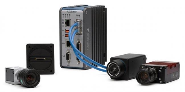 Sistema compacto de visión artificial