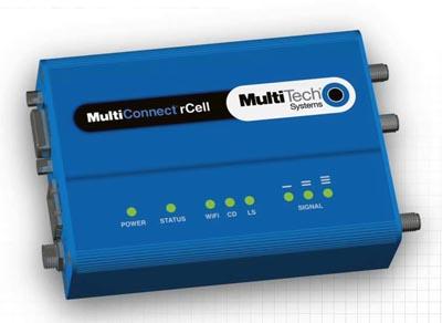 Router inalámbrico inteligente para M2M