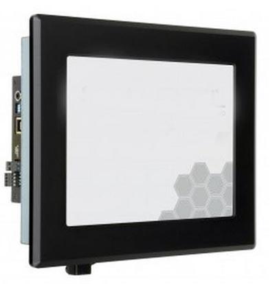 Panel PC con pantalla táctil resistiva