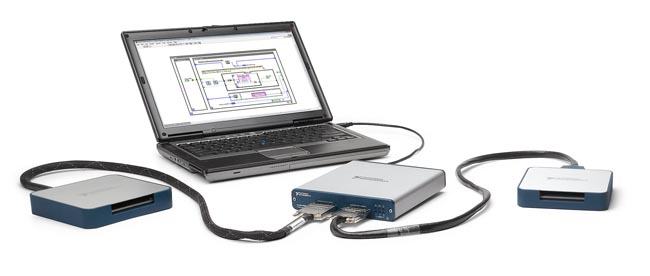 USB Plug and Play para LabVIEW RIO