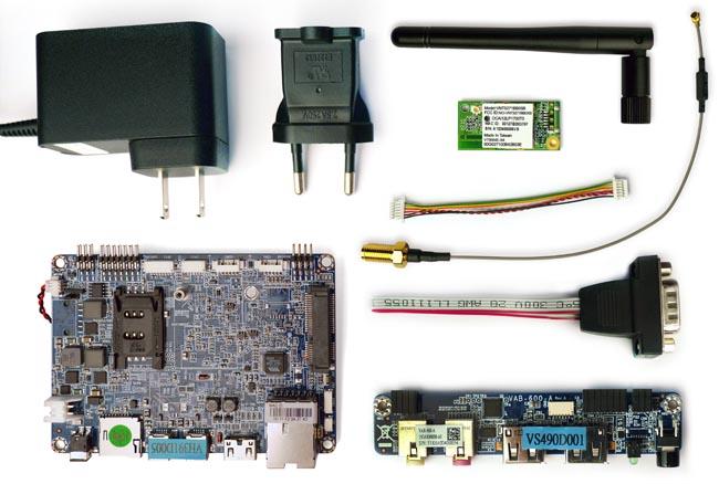 Plataforma de desarrollo basada en ARM