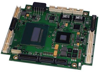 tarjeta CPU PCIe/104