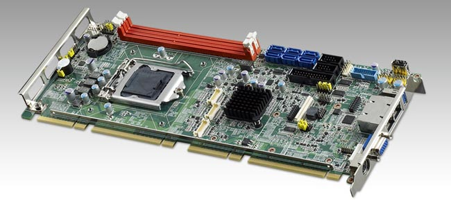 Single-Host Board PICMG 1.3 con tecnología Intel