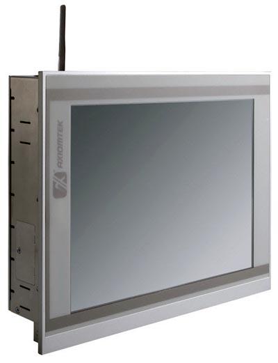 Panel PC táctil para exteriores