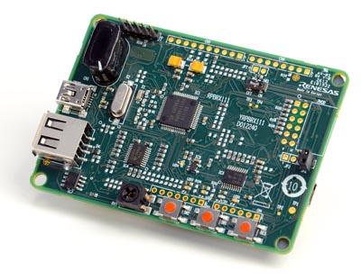 Kit de desarrollo para MCU de 32 bit