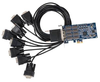Interfaz serie PCI Express de perfil bajo