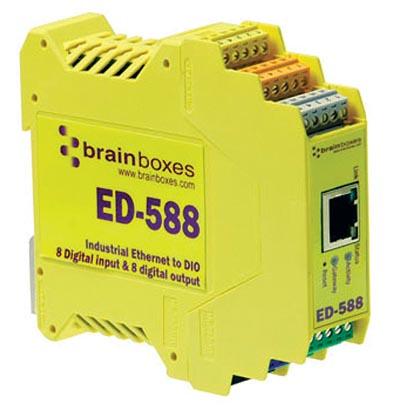 Convertidor Ethernet a digital