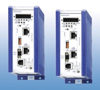 Router de seguridad industrial