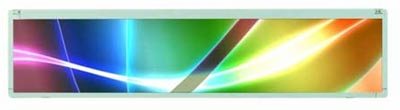 Monitor LCD Ultra-Wide de alto brillo