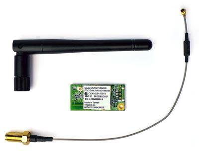 Módulo USB para WiFi VIA VNT9271 Springboard
