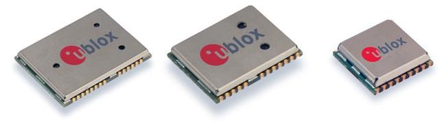 Módulos GNSS de octava generación