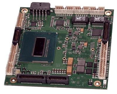 Ordenador monotarjeta PCIe/104