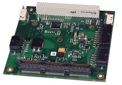 Tarjeta fuente de alimentación PCI/104-Express