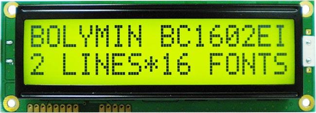 Módulo mLCM con controlador