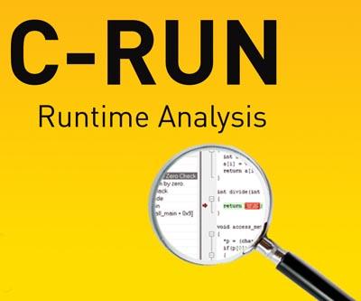 C-RUN: análisis runtime