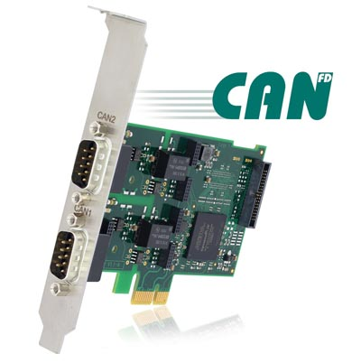 Interface CAN PCI