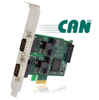 Interfaces para CAN FD PC
