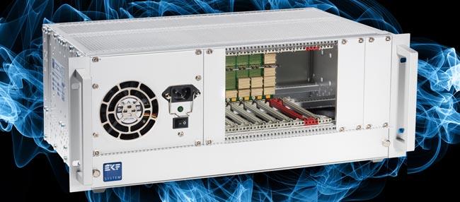 Chasis rack para CompactPCI