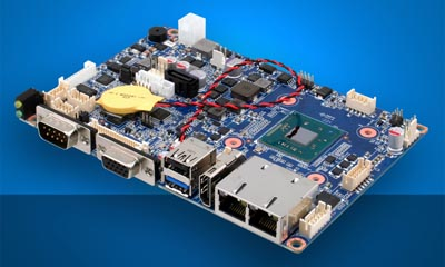 Tarjeta CPU con Intel Atom