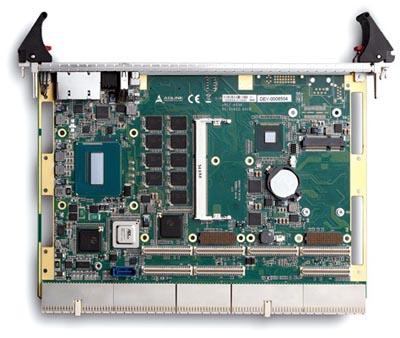 blade procesador CompactPCI 6U