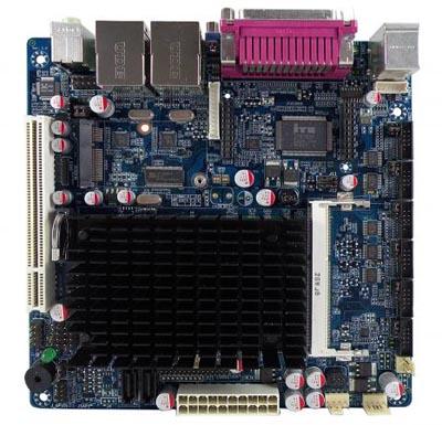 Tarjeta Mini-ITX refrigerada